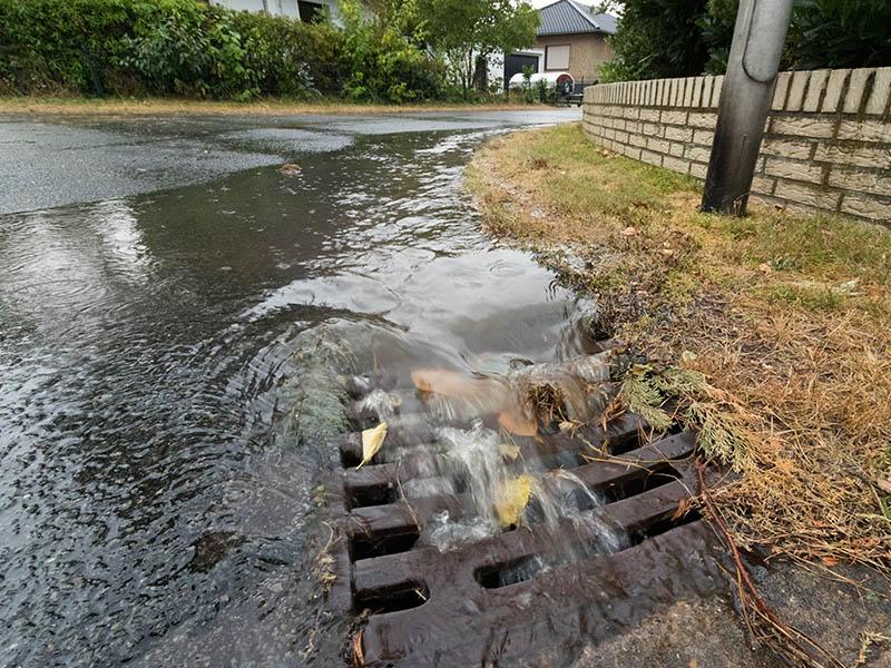 surface drainage